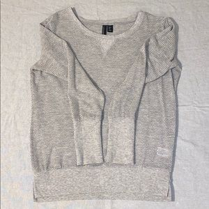 Mesh Cynthia Rowley Sweater